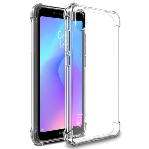 IMAK Etui Dropproof do Xiaomi Redmi 7A - Transparent