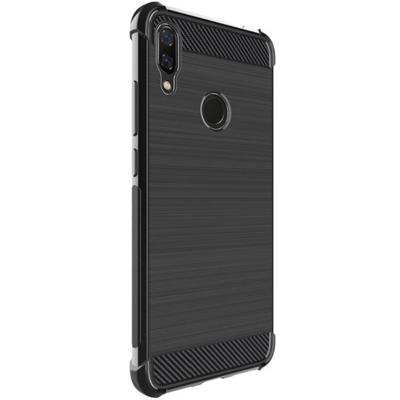 IMAK Etui Dropproof do Xiaomi Redmi Note 7 - Carbon Black