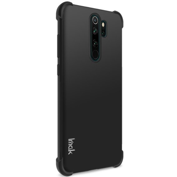 IMAK Etui Dropproof do Xiaomi Redmi Note 8 Pro - Metal Black
