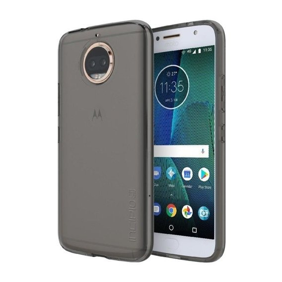INCIPIO Etui NGP Pure Case Motorola Moto G5S Plus - Smoke
