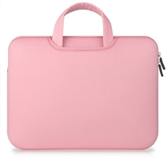 OUTLET Etui Airbag na laptopa 12 cali - Pink