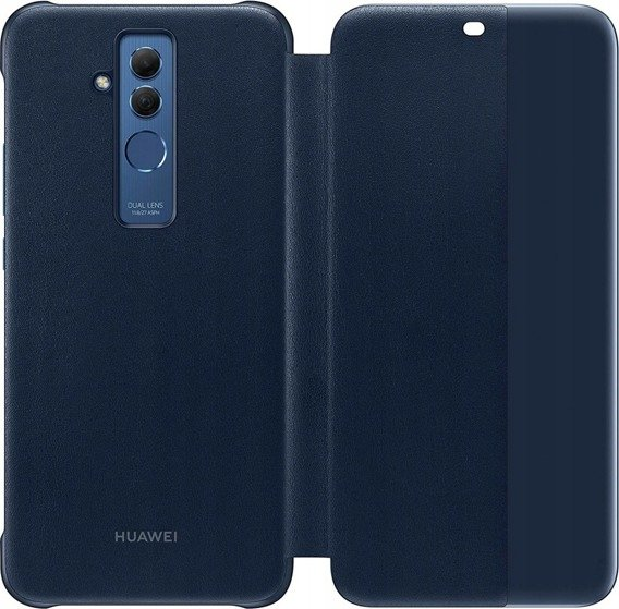 Oryginalne Etui View Smart Cover HUAWEI Mate 20 Lite - Blue