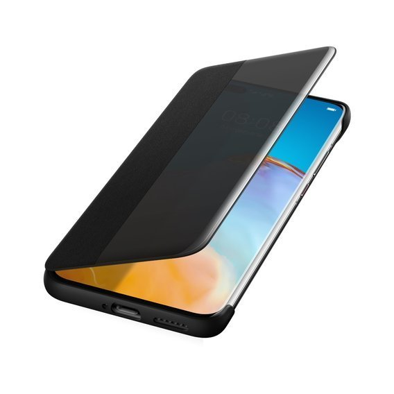 Oryginalne Etui View Smart Cover HUAWEI P40 Pro - Black