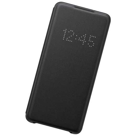 Oryginalne Etui do Samsung Galaxy S20+ Plus - LED View Cover - Black