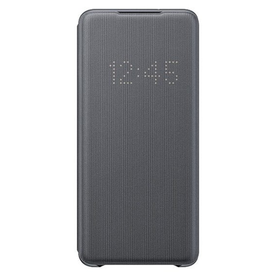 Oryginalne Etui do Samsung Galaxy S20+ Plus - LED View Cover - Grey