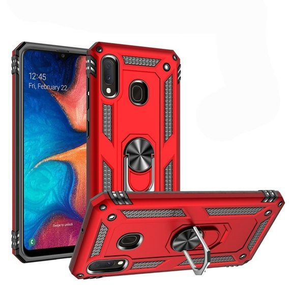 Pancerne Etui ERBORD NOX do Samsung Galaxy A20E - Red