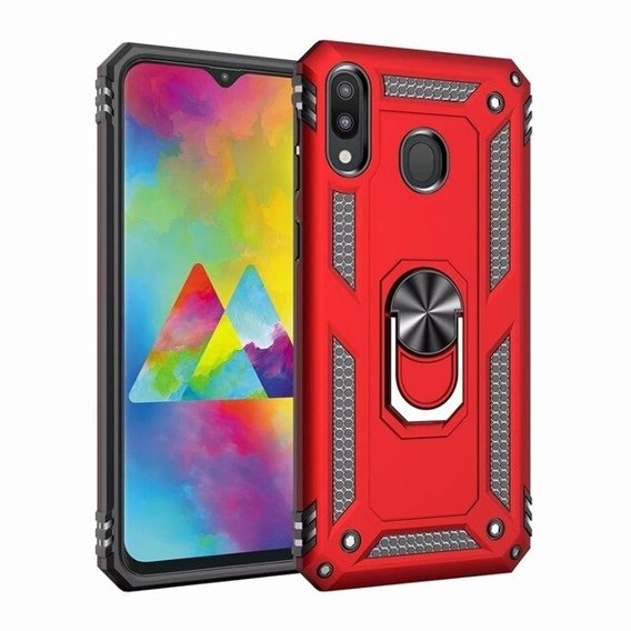 Pancerne Etui ERBORD NOX do Samsung Galaxy A40 - Red