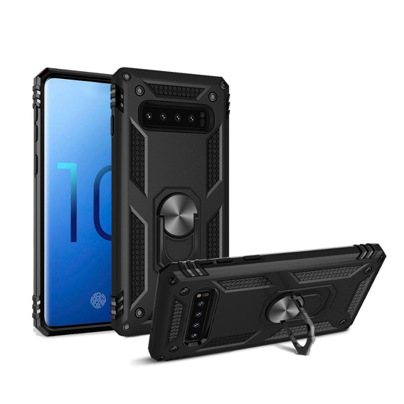 Pancerne Etui ERBORD NOX do Samsung Galaxy S10 - Black