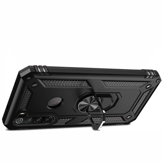 Pancerne Etui ERBORD NOX do Xiaomi Redmi Note 8T - Black