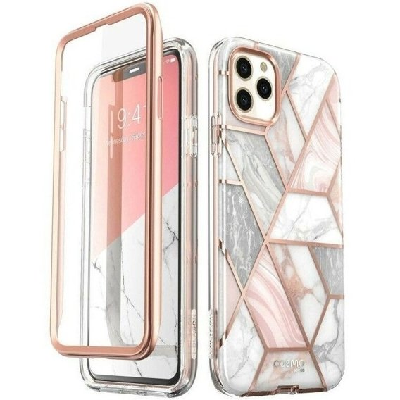 Pancerne Etui SUPCASE do iPhone 11 - Cosmo - Marble