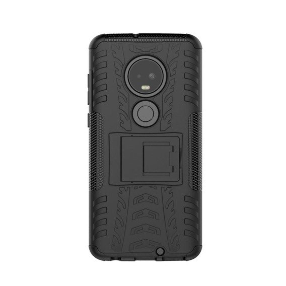Pancerne Etui Tire Armor do Motorola Moto G7/G7 Plus - Black