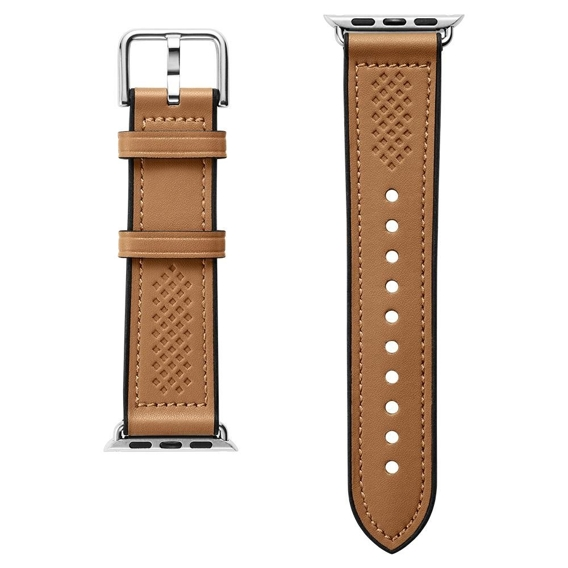 Pasek SPIGEN do Apple Watch 1/2/3/4/5 (42/44MM) - Retro Fit Band - Brown