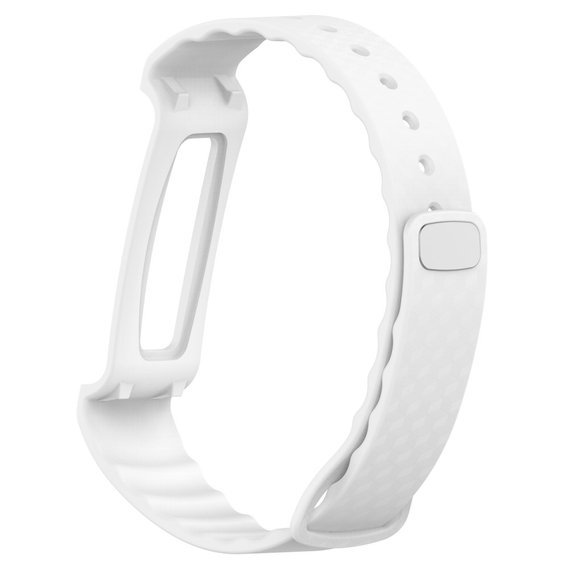 Pasek Smooth do Huawei Band A2 - White