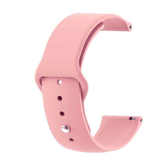 Pasek Softband 20mm do Samsung Galaxy Watch Active SM-R500 - Pink