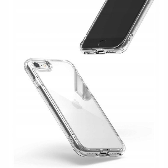 RINGKE Etui Fusion Apple iPhone 7/8/SE 2020 - Crystal View