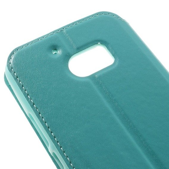 ROAR KOREA Etui Noble View Case HTC One M10 - Baby Blue