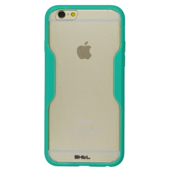 SHTL Etui Fusion Case iPhone 6/6s 4.7 - Mint/Frost Clear