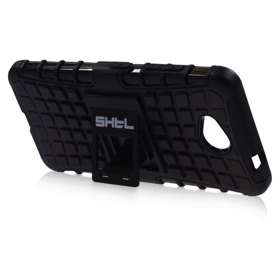 SHTL Etui Rugged Armor Microsoft Lumia 650 - Black