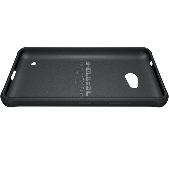 SHTL Etui Smooth Case Microsoft Lumia 640 - Black