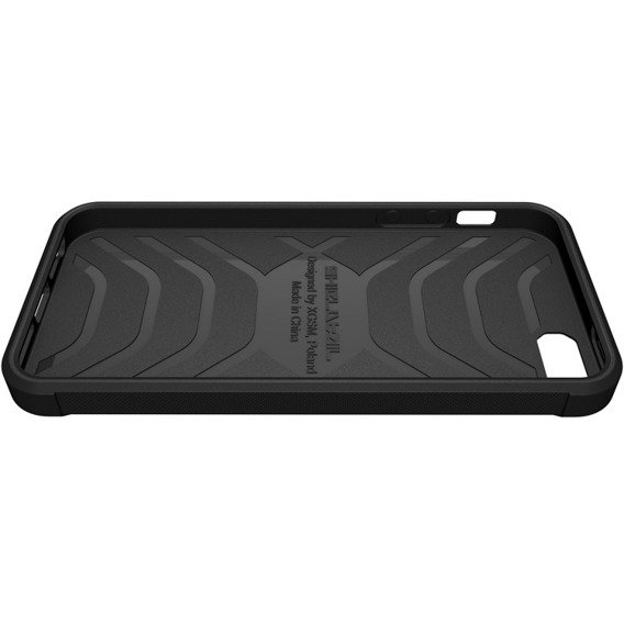SHTL® Etui Armor TPU Case iPhone 5S/SE - Black