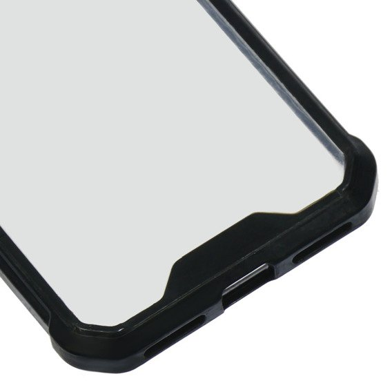 SHTL® Etui Clear Fusion Apple iPhone 8/7 4.7 - black