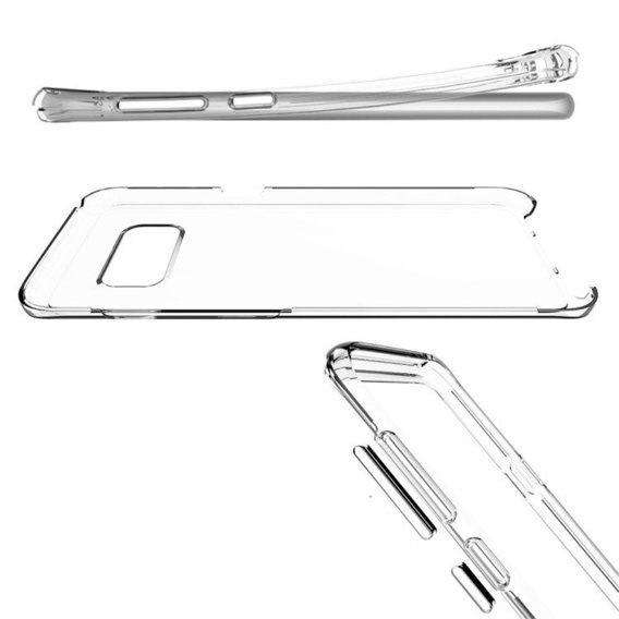 Etui ERBORD Fusion do Samsung Galaxy S8 Plus - Clear