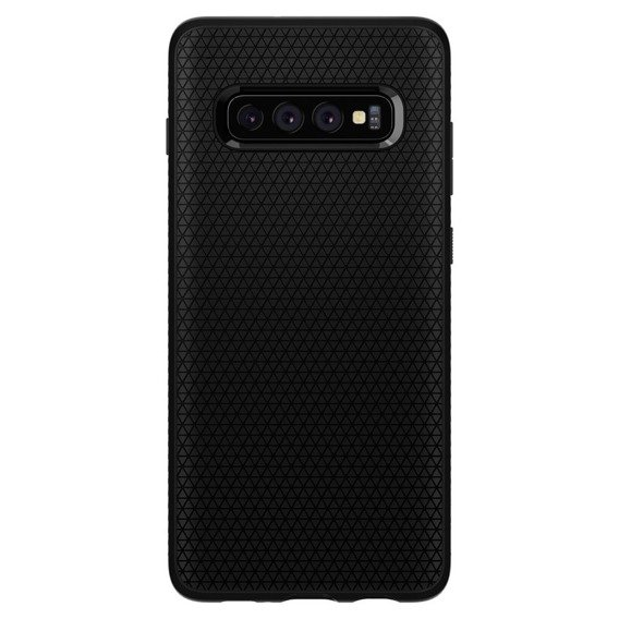SPIGEN Etui Liquid Air do Samsung Galaxy S10 - Matte Black