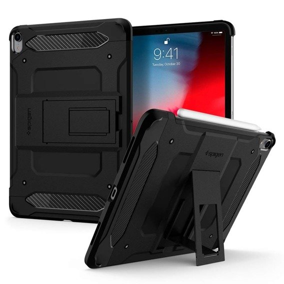 SPIGEN Etui Tough Armor Tech iPad Pro 11 2018 - Black