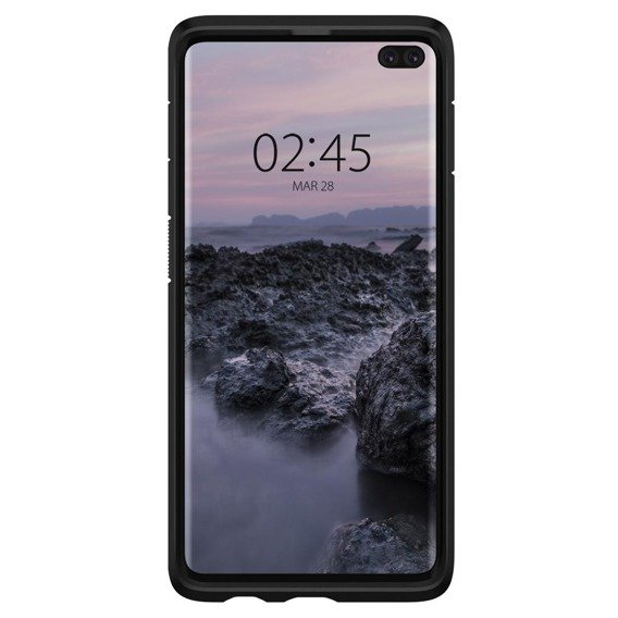 SPIGEN Etui Tough Armor do Samsung Galaxy S10+ Plus - Black