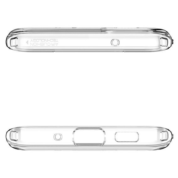 SPIGEN Etui Ultra Hybrid do Samsung Galaxy S20 Plus - Crystal Clear