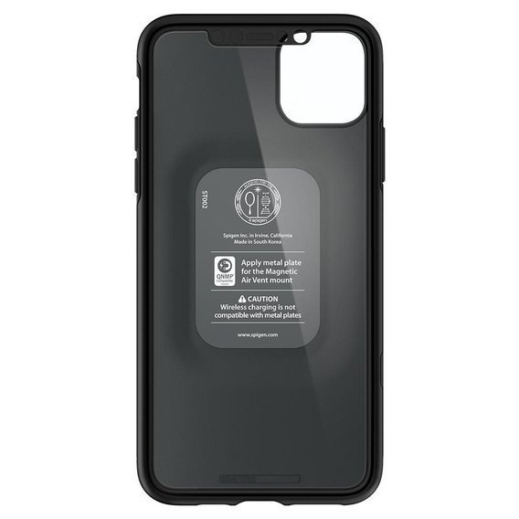 SPIGEN Etui do iPhone 11 Pro Max - Thin Fit 360 - Black