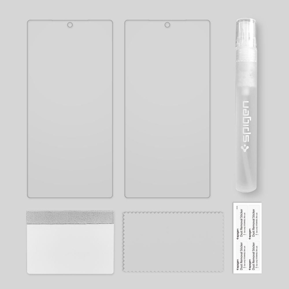 SPIGEN Folia Ochronna Neo Flex HD Samsung Galaxy Note 10+ Plus (2 sztuki)