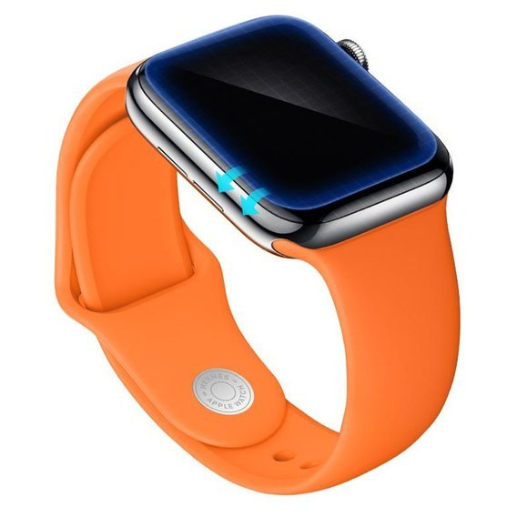 SPIGEN Folia Ochronna Neo Flex HD do Apple Watch 4 44MM (3 sztuki)