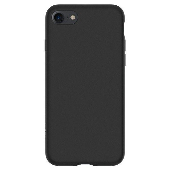 SPIGEN SGP Etui Liquid Crystal iPhone 8/7 4.7 - Matte Black