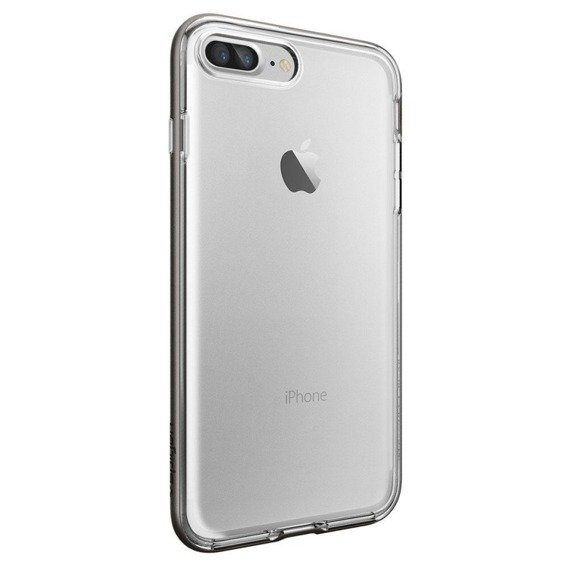 SPIGEN SGP Etui Neo Hybrid Crystal iPhone 8 / 7 Plus 5.5 - Gunmetal
