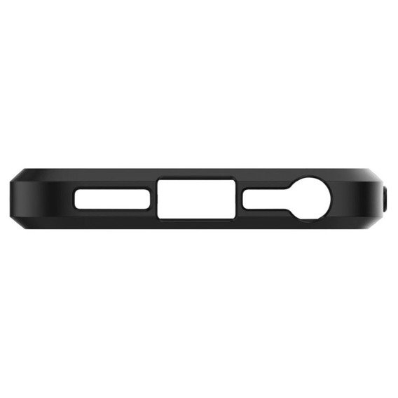 SPIGEN SGP Etui Rugged Armor iPhone 5 5S SE - Black