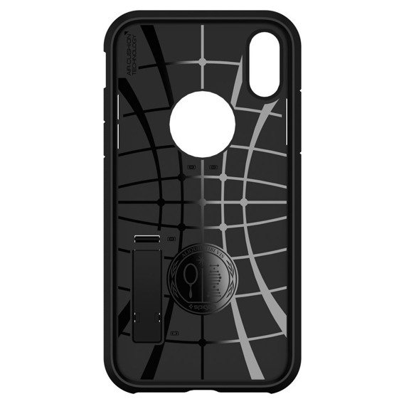 SPIGEN SGP Etui Tough Armor iPhone XR - Black