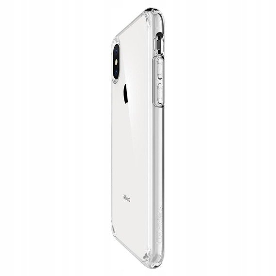 SPIGEN SGP Etui Ultra Hybrid iPhone X/XS - Crystal Clear