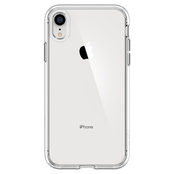 SPIGEN SGP Etui Ultra Hybrid iPhone XR - Crystal Clear