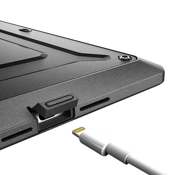SUPCASE Etui do iPad 10.2 2019 - Unicorn Beetle Pro - Black