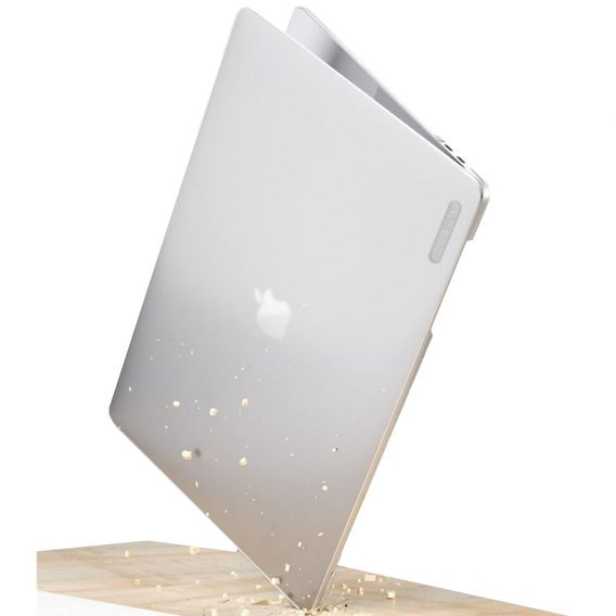 SUPCASE IBLSN Etui Macbook Pro 16 2019 - Hardshell - Frost Clear