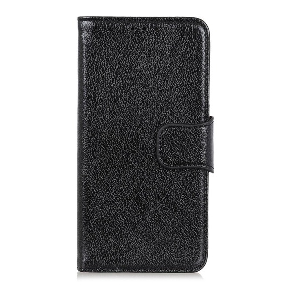 Skórzane Etui Flexi Book do Samsung Galaxy A70 - Black