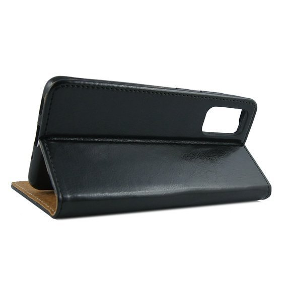 Skórzane Etui Leather Flexi Book Samsung Galaxy S20 - Black