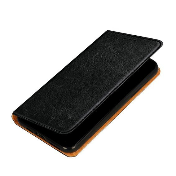 Skórzane Etui Leather Flexi Book iPhone 8/7 4.7 - Black