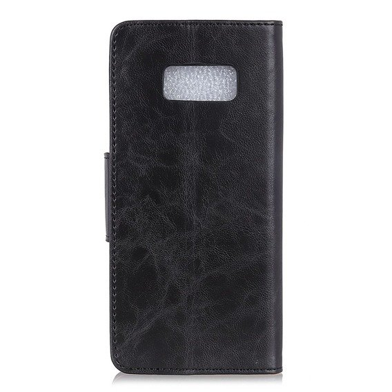 Skórzane Etui Wallet do Samsung Galaxy S10E, black