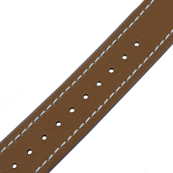 Skórzany Pasek LongHerms Apple Watch 1/2/3/4 (42/44MM) - Brown