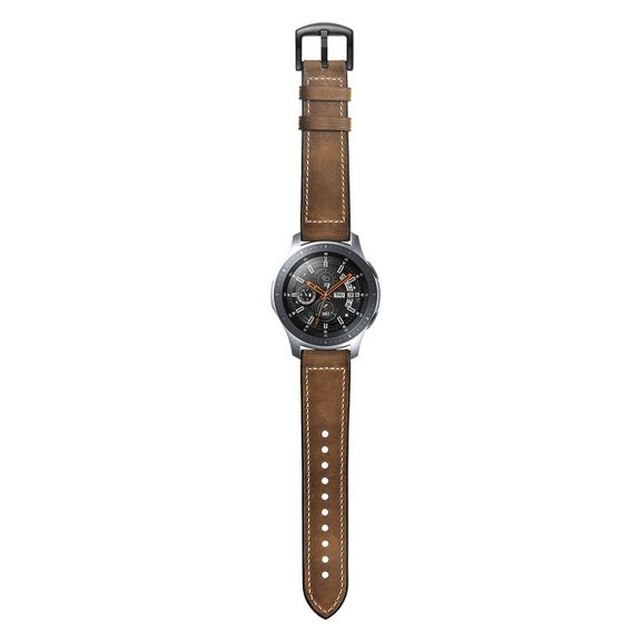 Skórzany Pasek Osoband do Samsung Galaxy Watch 3 45mm - Vintage Brown