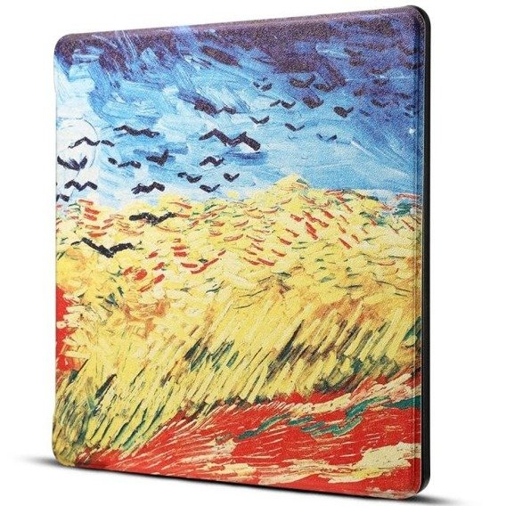 SmartCase Etui Kindle Oasis 2 2017 - Wheat Field