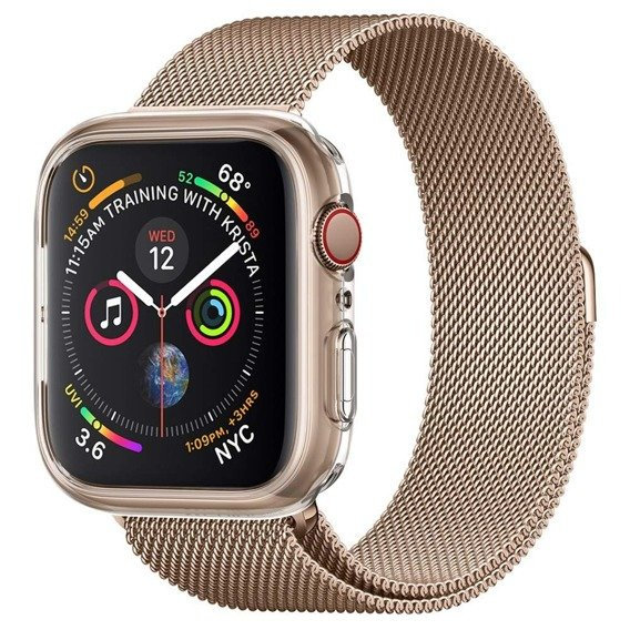 Spigen Etui Liquid Crystal Apple Watch 4/5 40mm - Crystal Clear