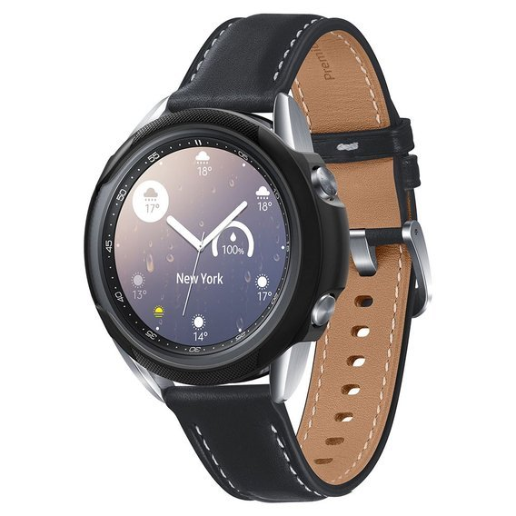 Spigen Liquid Air Etui do Samsung Galaxy Watch 3 41mm - Black